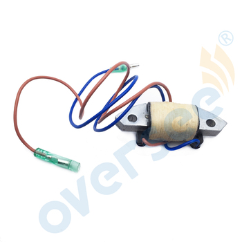 OVERSEE 69P-85541-09 Charge Coil For Parsun Powertec 30HP 25HP Yamaha Ouboard Engine 61N 61T 69P 69P-85541