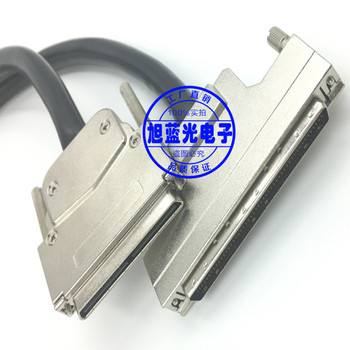 SCSI Cable VHDCI100 to DB100 Male to Male Connecting Line V100 to HPDB100 V100M/FMD100M V100M/FMD100M-CAS-AS 84030
