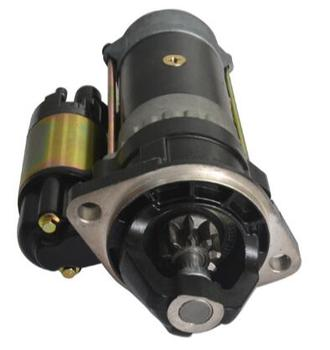 Starting motor QDJ2516A-P 24V 4.5KW 9 tooth diesel engine starter motor a suit for chinese brand 91117