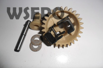 Chongqing Quality! Speed Governor Gear Kit for 152F 2.5HP 97CC Gasoline Engine, 1KW Generator Spare Parts 96098